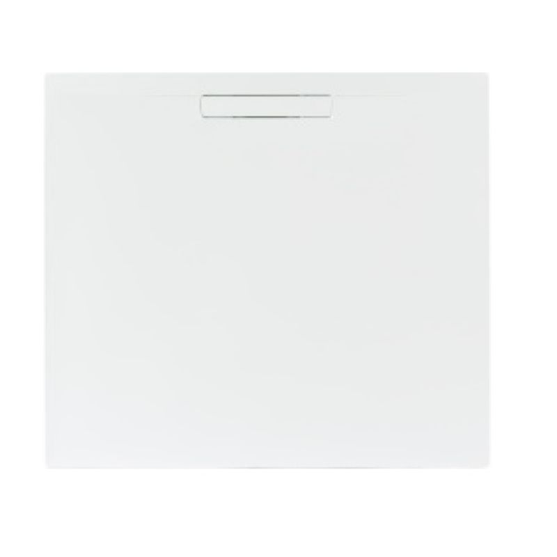 image for E76100C Jt Evolved 760 X 760 X 25mm White Square Shower Tray With Waste