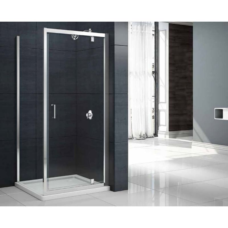 image for MBP900 Merlyn MBox 900mm Pivot Shower Door
