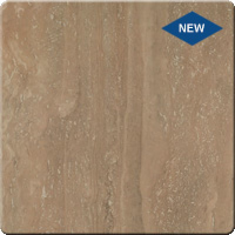 image for MSSPRUTRZTGZ1500 Showerwall 2440 X 585mm Tongue And Groove Rustic Travertine Panel