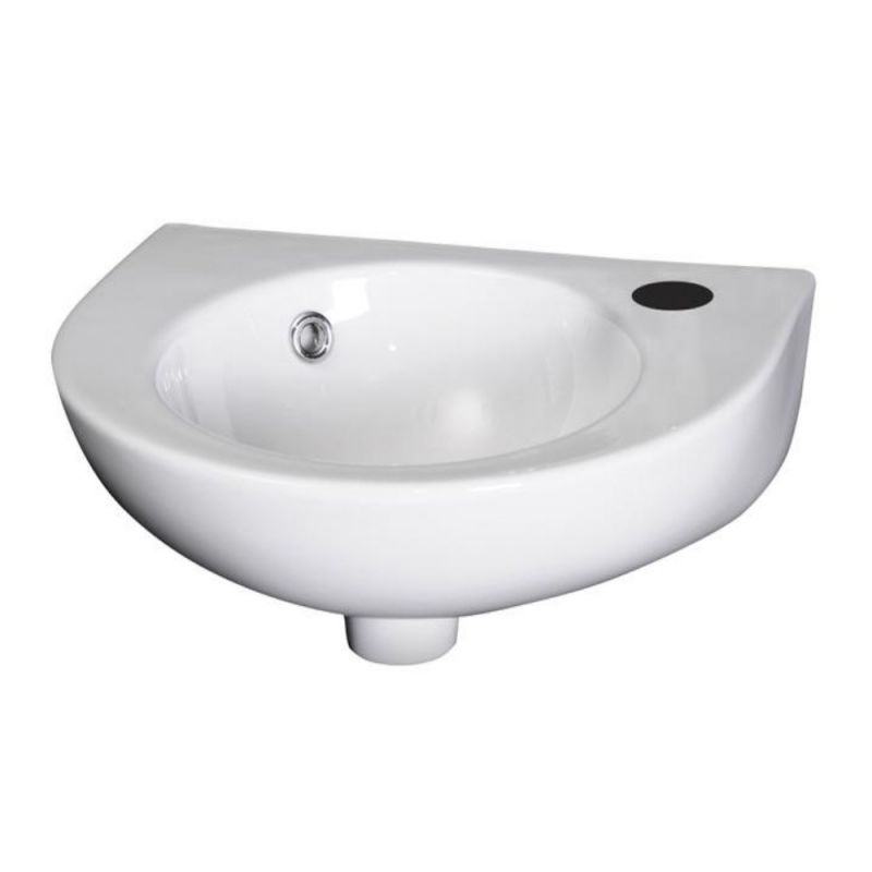 image for NCU932 Premier 350mm 1 Tap Hole Wall Hung Basin