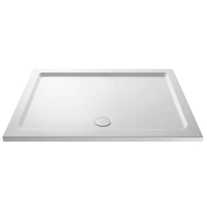 image for NTP061 Ultra Pearlstone 1700 X 700mm Rectangular Low Profile Shower Tray