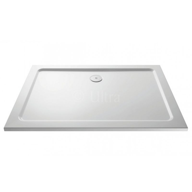 image for PST061 Ultra Pearlstone 1700 X 700 X 40mm Rectangular Shower Tray