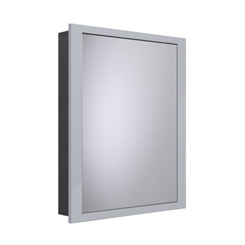 reputable site 894ee b051d Roper Rhodes 640mm Recessed Mirror Cabinet For Built-Out Walls