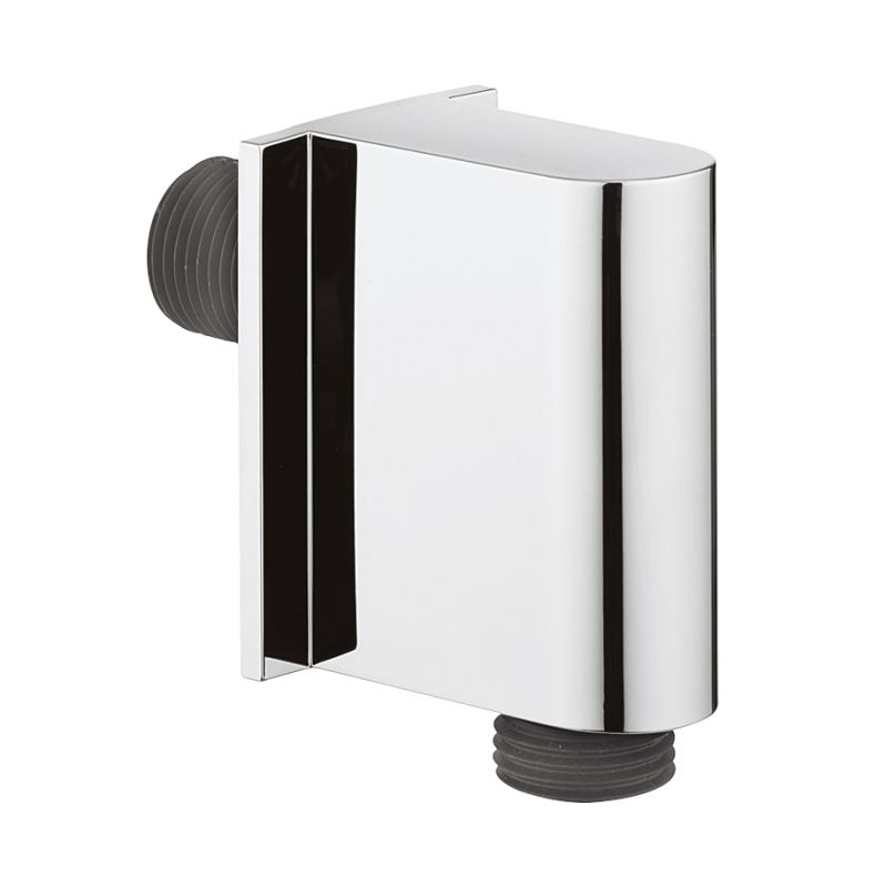 image for WL955C Crosswater Svelte Chrome Wall Outlet