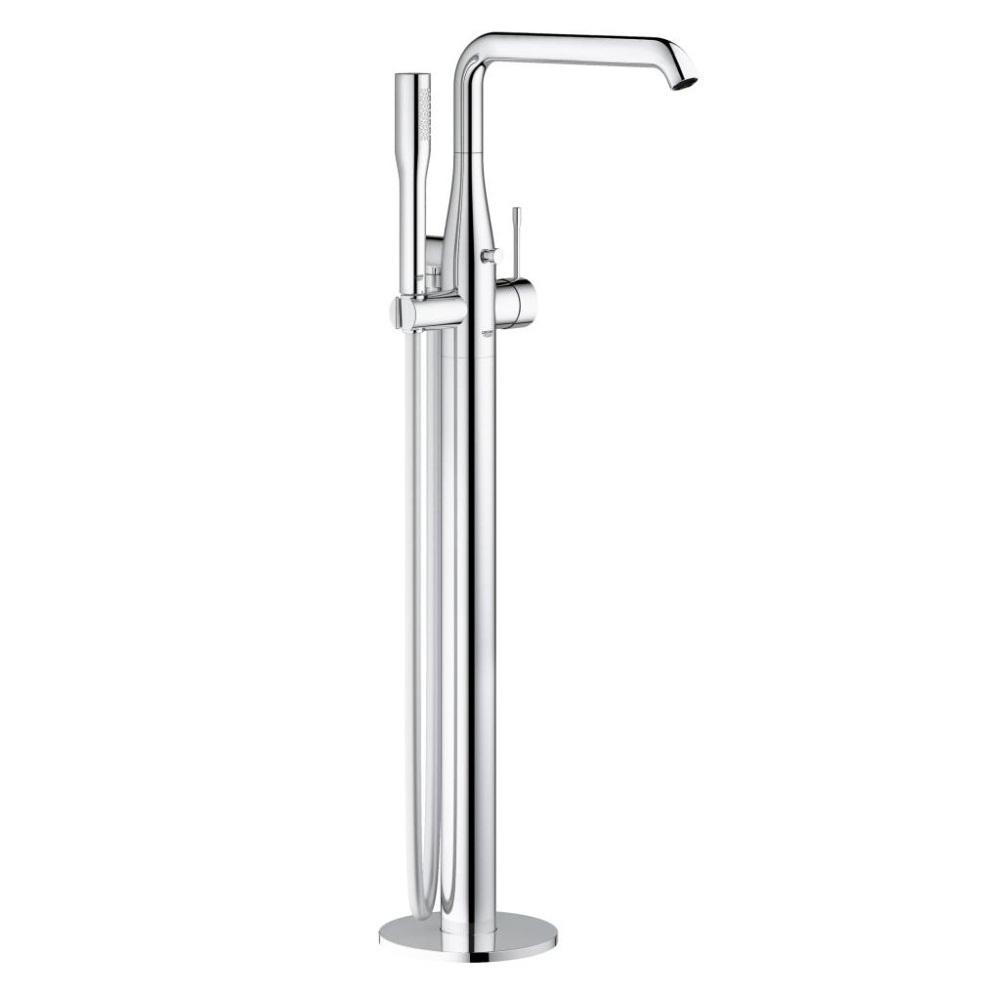 Grohe Essence Freestanding Bath Shower Mixer Tap