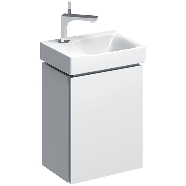 An image of Geberit Xeno2 400mm Vanity Unit with Drawer White