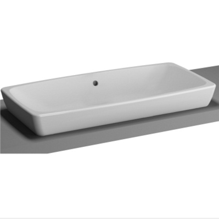 An image of Vitra M Line 0th 800mm Countertop Basin