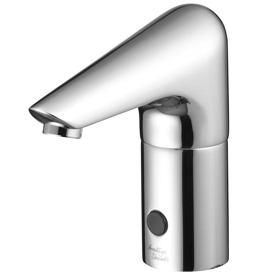 An image of Ideal Standard Sensorflow Mains Powered Sensor Basin Tap