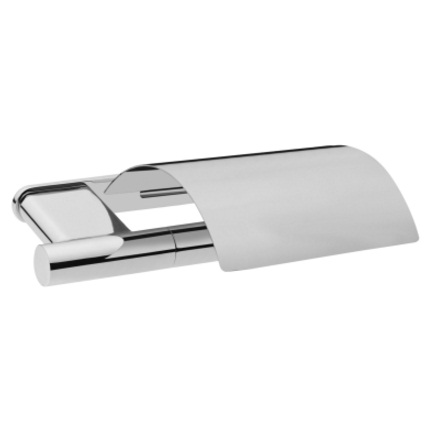 An image of Vitra Nest Toilet Roll Holder With Cover