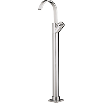 An image of Bristan Chill Round Freestanding Bath Tap