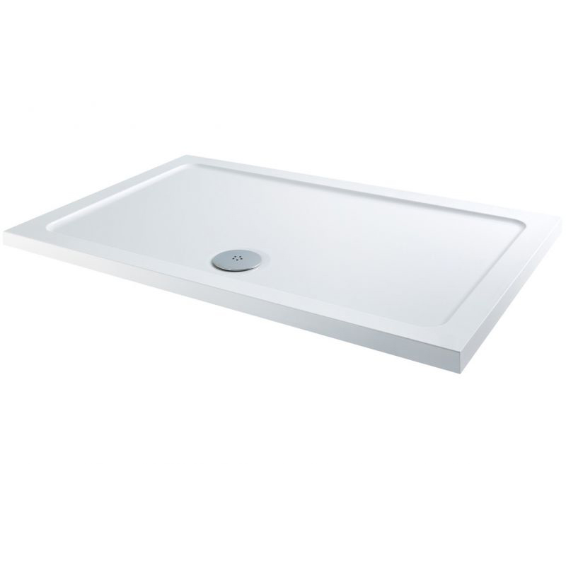 An image of RefleXion 40mm Low Profile 1500x700mm Rectanglular Tray   Waste