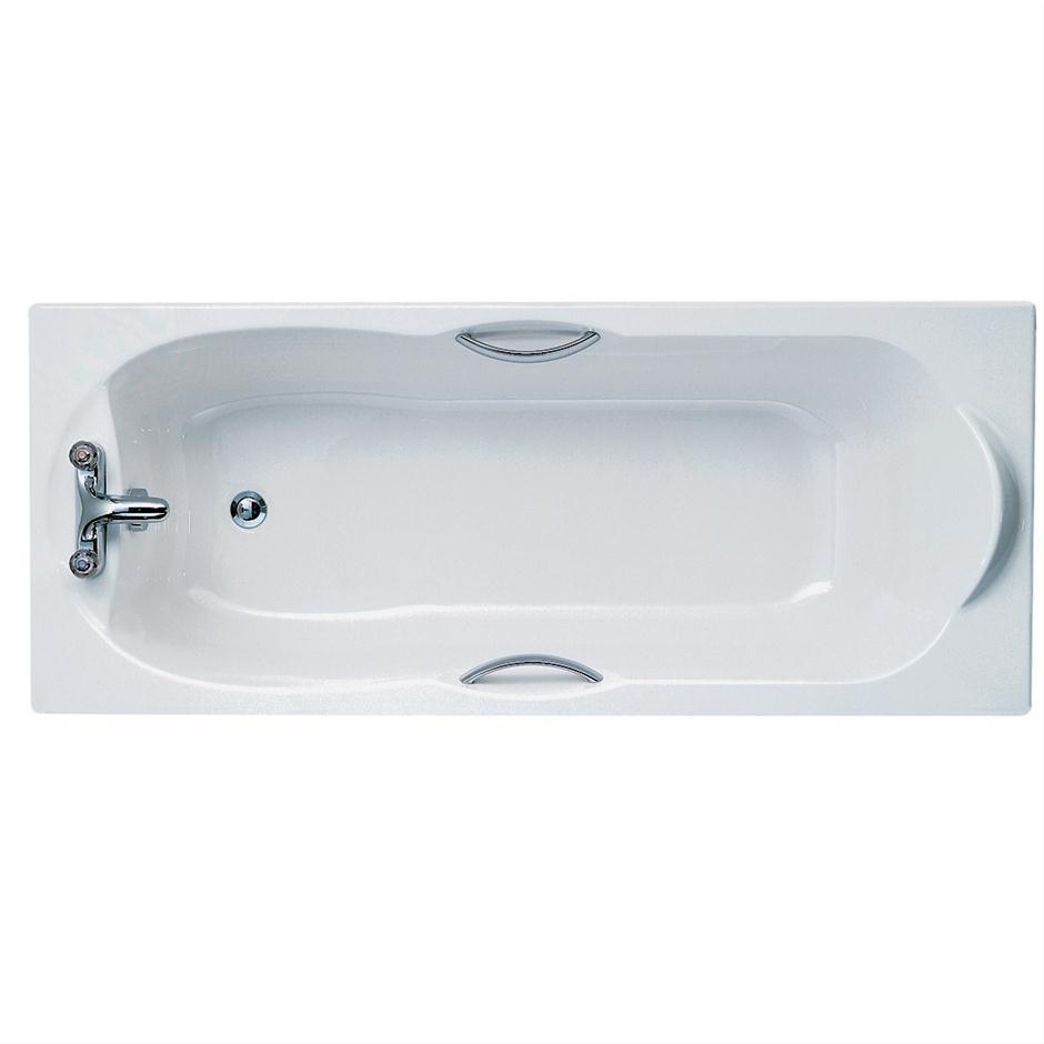 Ideal Alto Idealform 1700 x 750 Acrylic Standard Bath Grips 0TH