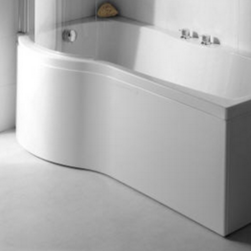 Carron Delta 1700mm Carronite Shower Bath Front Panel